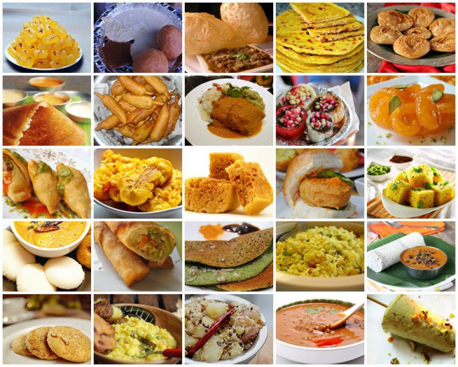 Indian Street Foods