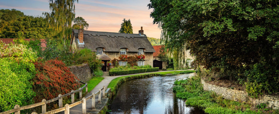 Thatched Cottage, Thornton le Dale, Nr Pickering, North Yorkshire, United Kingdom