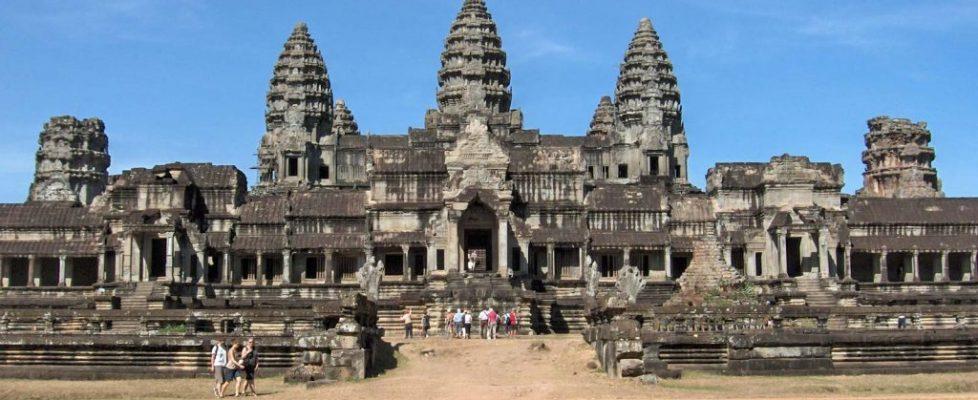 Angkor-Wat-Siemreab-Cambodia