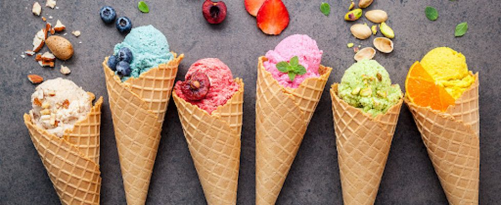 Weird-But-Real Ice Cream Flavors (Part 1)